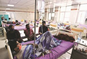 District hit by dengue-like Viral Fever: Death toll climbs to 50 in Firozabad