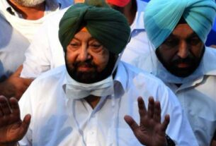 Forced to quit, Captain Amarinder Singh hits out: Navjot Singh Sidhu is anti-national… my options open