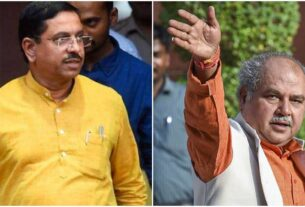 Gujarat: BJP appoint Tomar, Pralhad Joshi as observers; likely to name new CM today