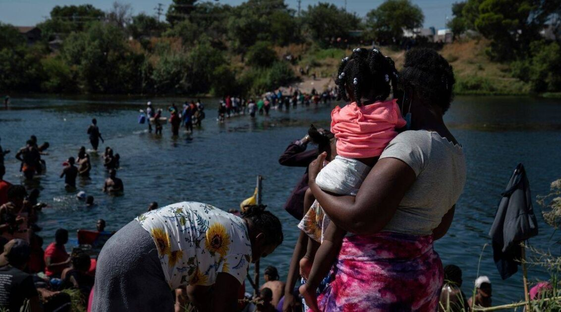Haiti protests mass US deportation of migrants to country in crisis