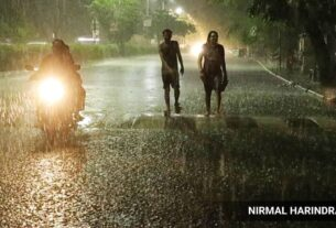 Heavy rainfall in Surat city, several areas inundated