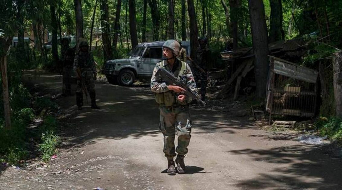 In Uri, search operation for militants who slipped in through LoC enters 3rd day
