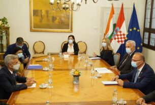 India, Croatia share common positions on issues like Indo-Pacific, Afghanistan and terrorism: Jaishankar