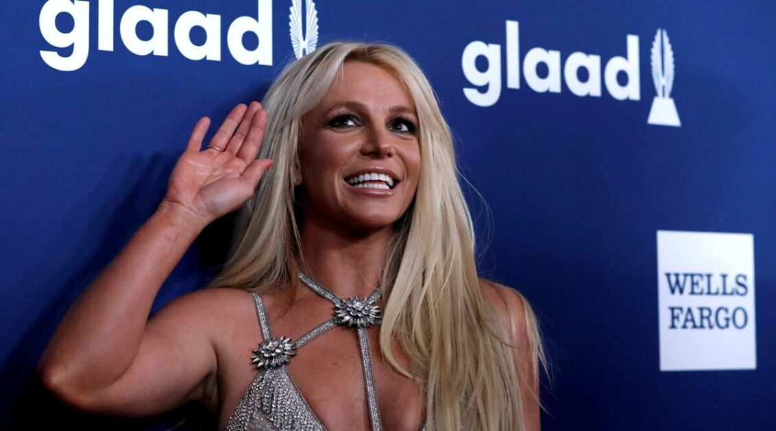 Judge suspends Britney Spears' father from conservatorship