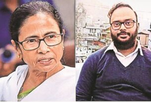 Left Front fields lawyer Sreejib Biswas against Mamata in Bhabanipur bypoll