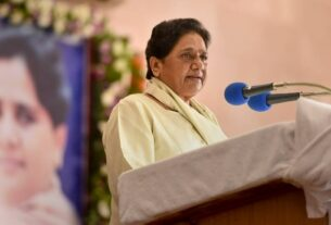 Mayawati calls for Dalit-Brahmin unity to bring BSP back to power in UP