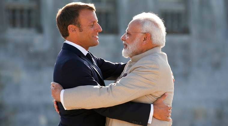 Modi, Macron review bilateral cooperation in Indo-Pacific amid AUKUS row; France says leaders vow to 'act jointly'