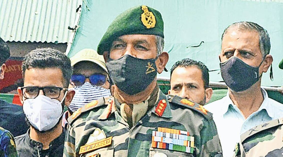 No violation, instigation by Pak since ceasefire in Feb: top Army officer