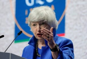 October 18 is point-of-no-return to deal with US debt: Janet Yellen