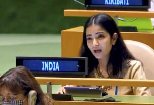 Sneha Dubey, the young diplomat who hit out at Pakistan for sheltering terrorists at UNGA