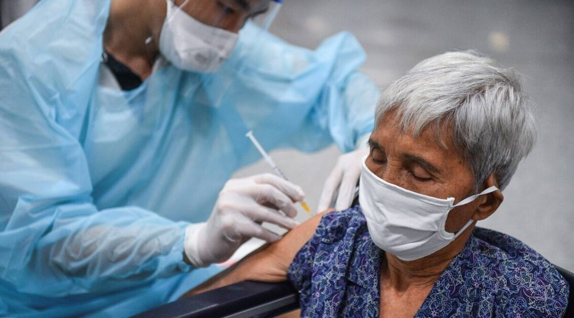 Thailand to try alternative Covid-19 vaccination method to stretch supplies