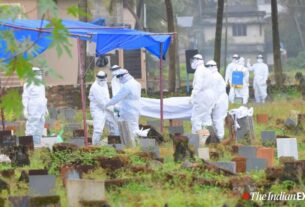 Two health workers show symptoms of Nipah virus infection: Kerala Health Minister