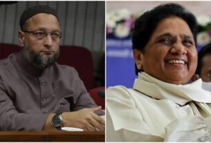 UP polls 2022: Mayawati says no more monuments, focus on 'changing face of UP'; Owaisi promises 'Muslim leadership'
