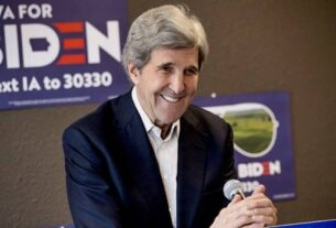 US envoy Kerry says China crucial to handling climate crisis