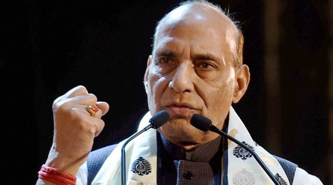 Water from 115 countries to be offered at Ayodhya, Rajnath Singh says it replicates message of Vasudhaiva Kutumbakam