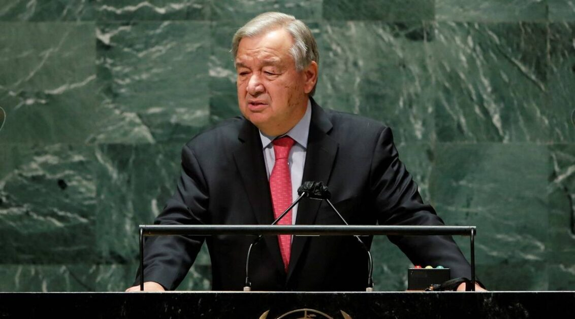 'Let us heed Gandhi's message of peace': UN chief asks world to focus on defeating COVID, not one another