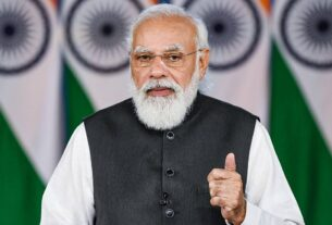 'Oxygen crisis was overcome with dedication; ramped up production by 10 times,' says PM Modi