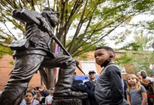 Remove a confederate statue? A Tennessee city did this instead