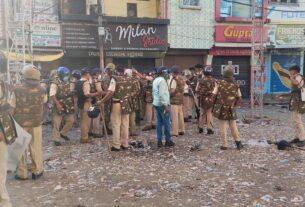 9 held, cases registered against over 100 people after stone-pelting, clashes in MP: Minister