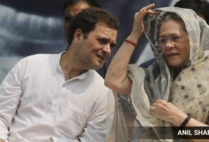 Congress Working Committee meeting to be held on Oct 16