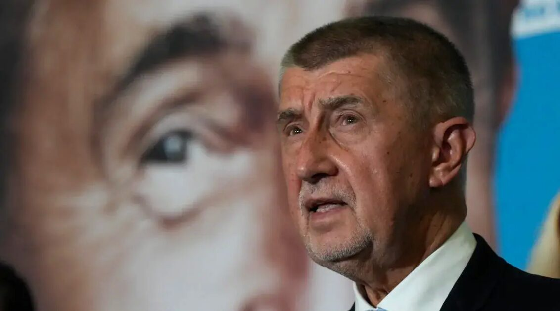 Czechs defeat a populist, offering a road map for toppling strongmen