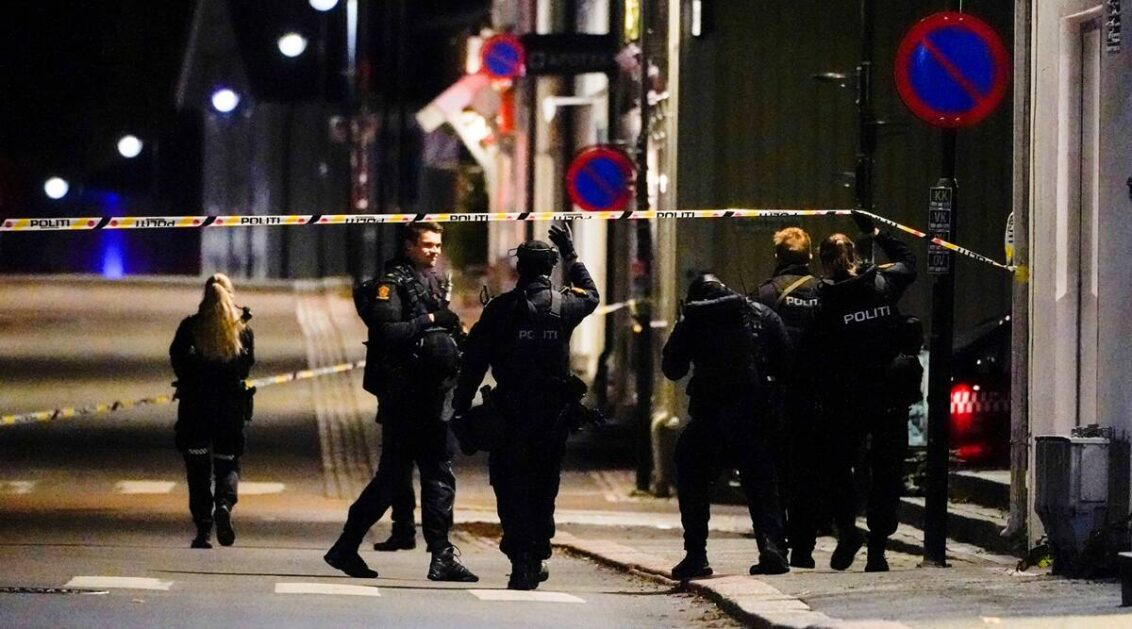 Danish man suspected of killing five with bow-and-arrow in Norway
