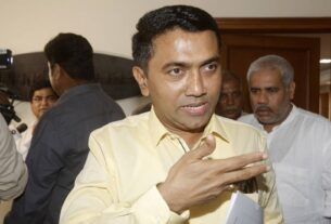 Goa CM Pramod Sawant charts campaign points for upcoming assembly election