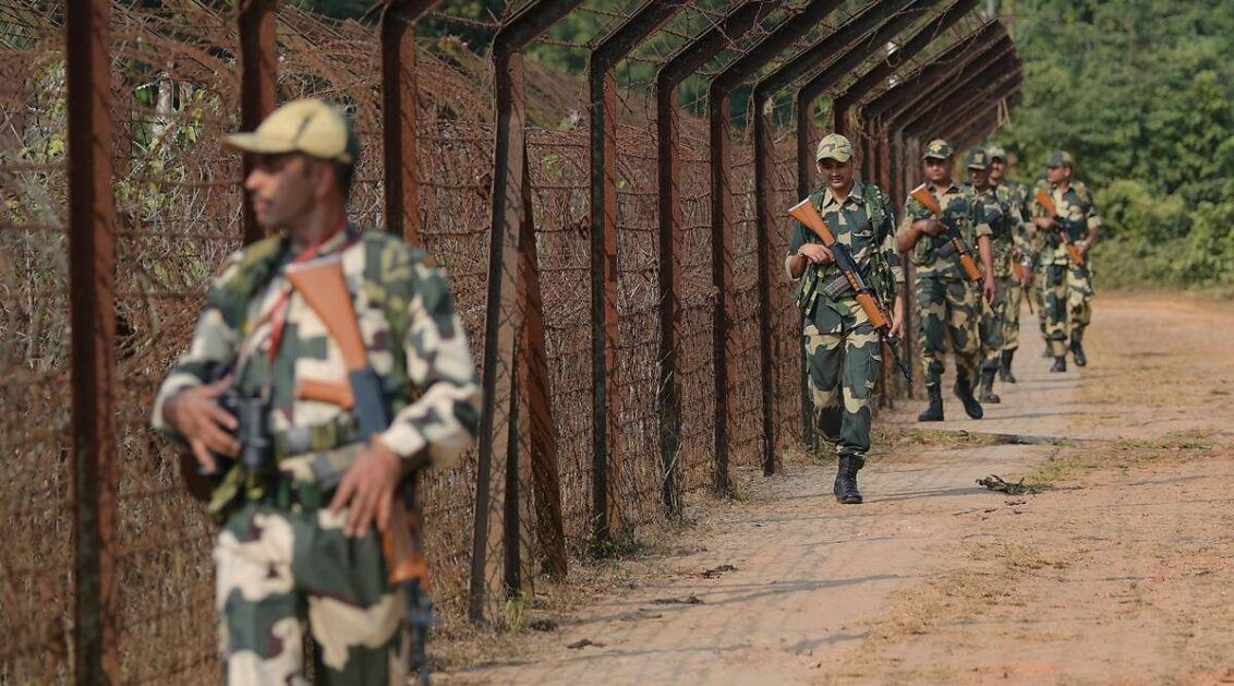 Home Ministry extends BSF jurisdiction in Bengal, Punjab & Assam, reduces in Gujarat