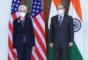 India, US have 'one mind and one approach' on Afghanistan: Dy Secy of State Wendy Sherman