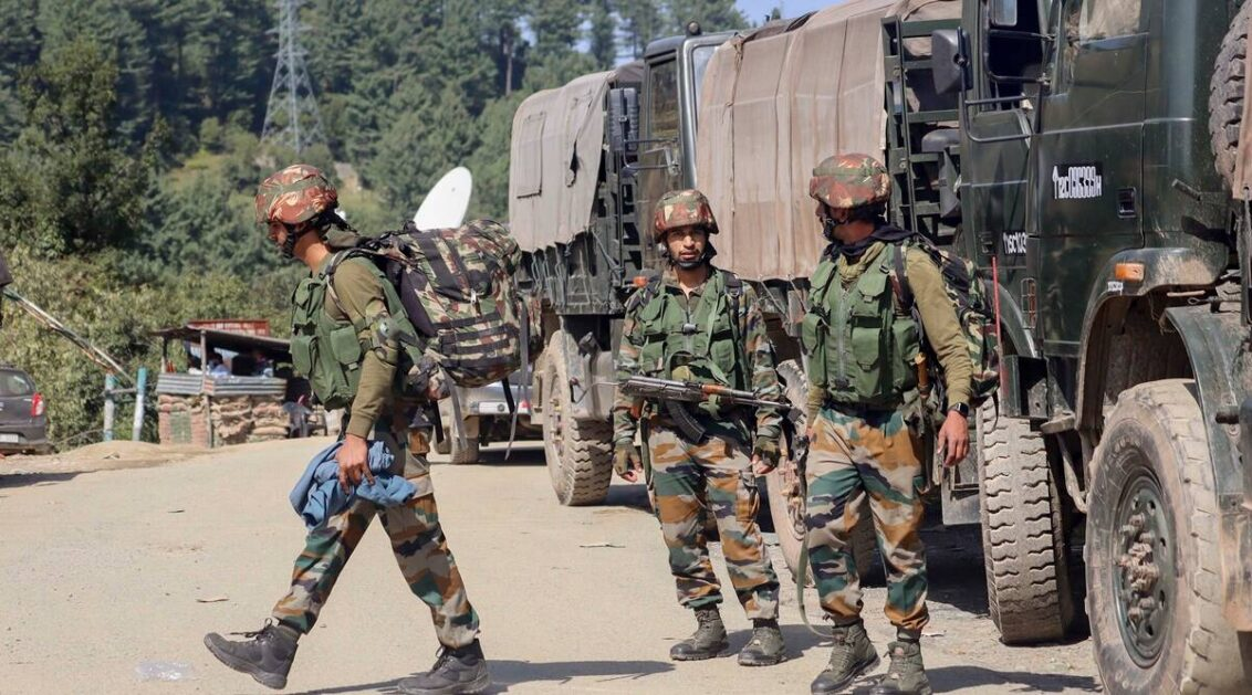 J&K: 2 Army personnel killed in encounter with militants in Poonch