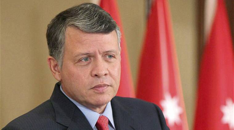 Jordan's Abdullah receives first call from Syria's Assad since start of conflict