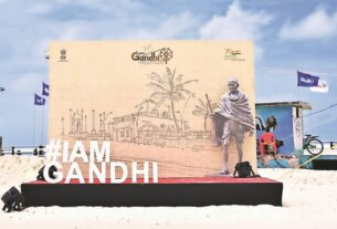 Lakshadweep to get its first statue – of Mahatma Gandhi