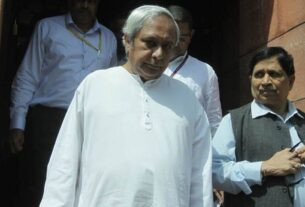Naveen Patnaik writes to PM on issue of rice procurement