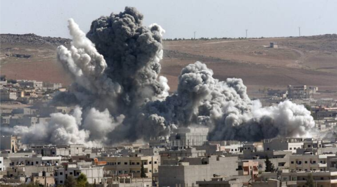 One Syrian soldier killed, three wounded in Israeli air attack