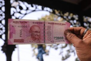 Remove Gandhi's portrait from Rs 2,000 notes as they are being used for corruption: Cong MLA to Modi