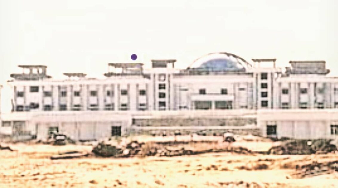 Tale of a new HC building construction stopped for now: How extra 'work' without nod raised cost 60% – by Rs 157.49 cr