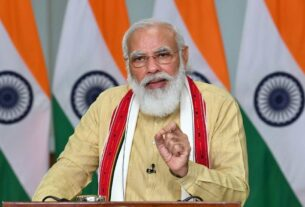 There should be no safe havens for those who betray country: PM Modi